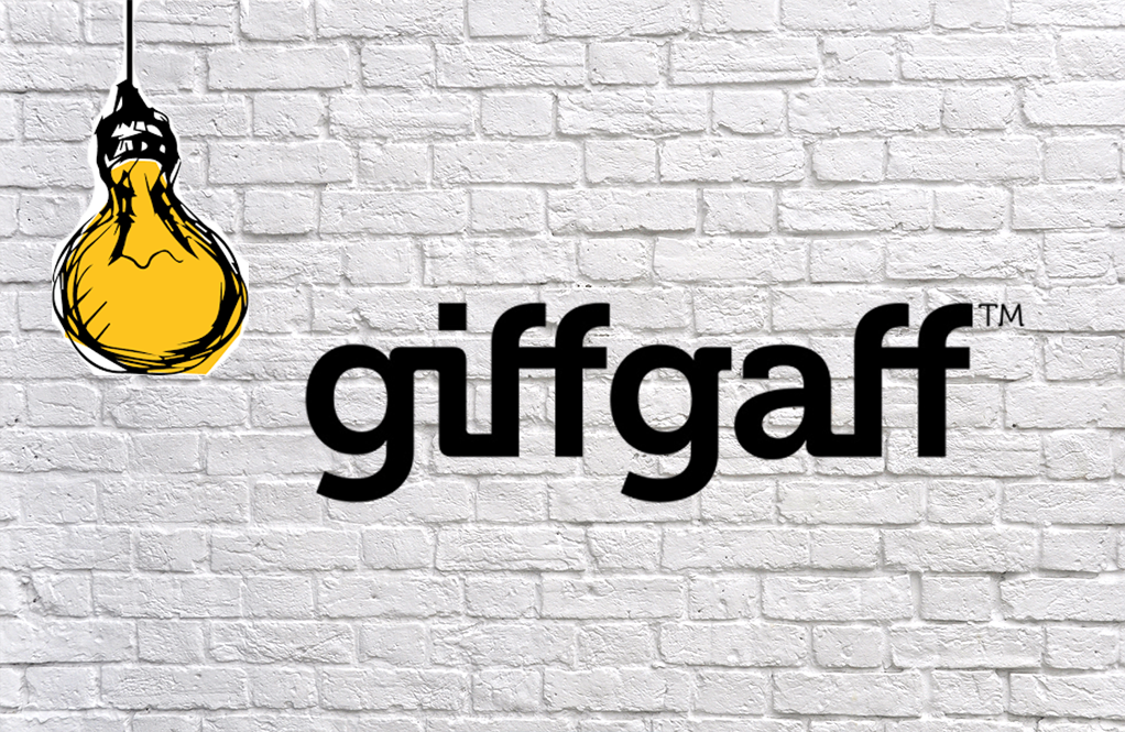 Giffgaff pay as you go mobile top up