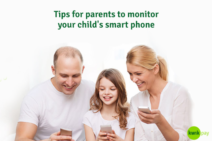 5 Tips for Parents To Monitor Your Child's Smart Phone