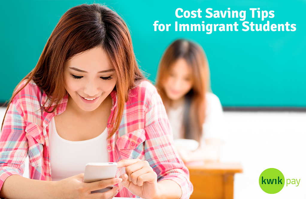 Cost Saving Tips for Immigrant Students